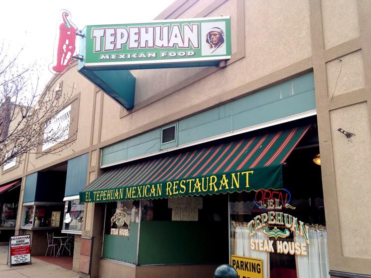 El Tep Mexican, El Tep Mexican Restaurant, El Tep